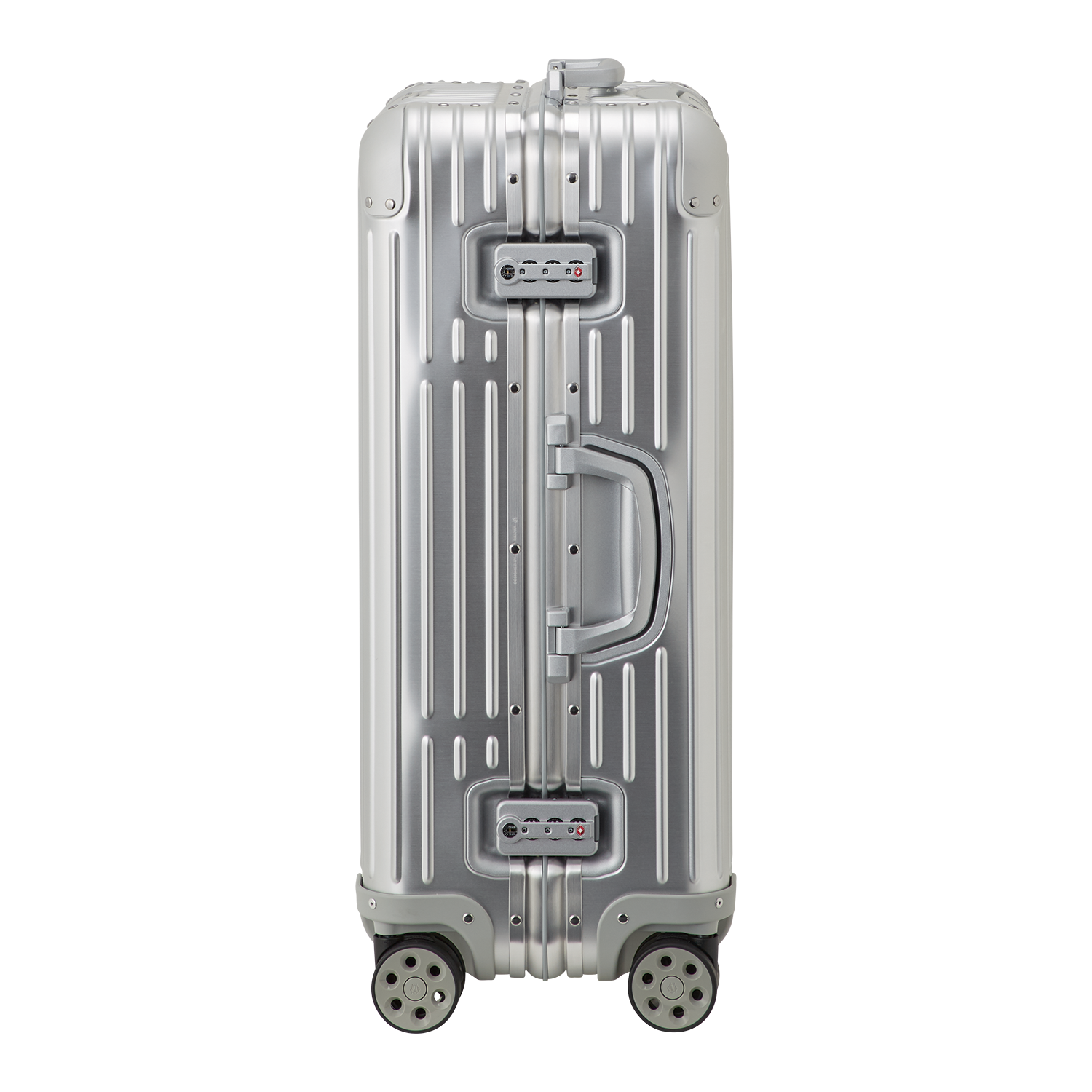 RIMOWA Original Lufthansa Edition Check-In M, Silber