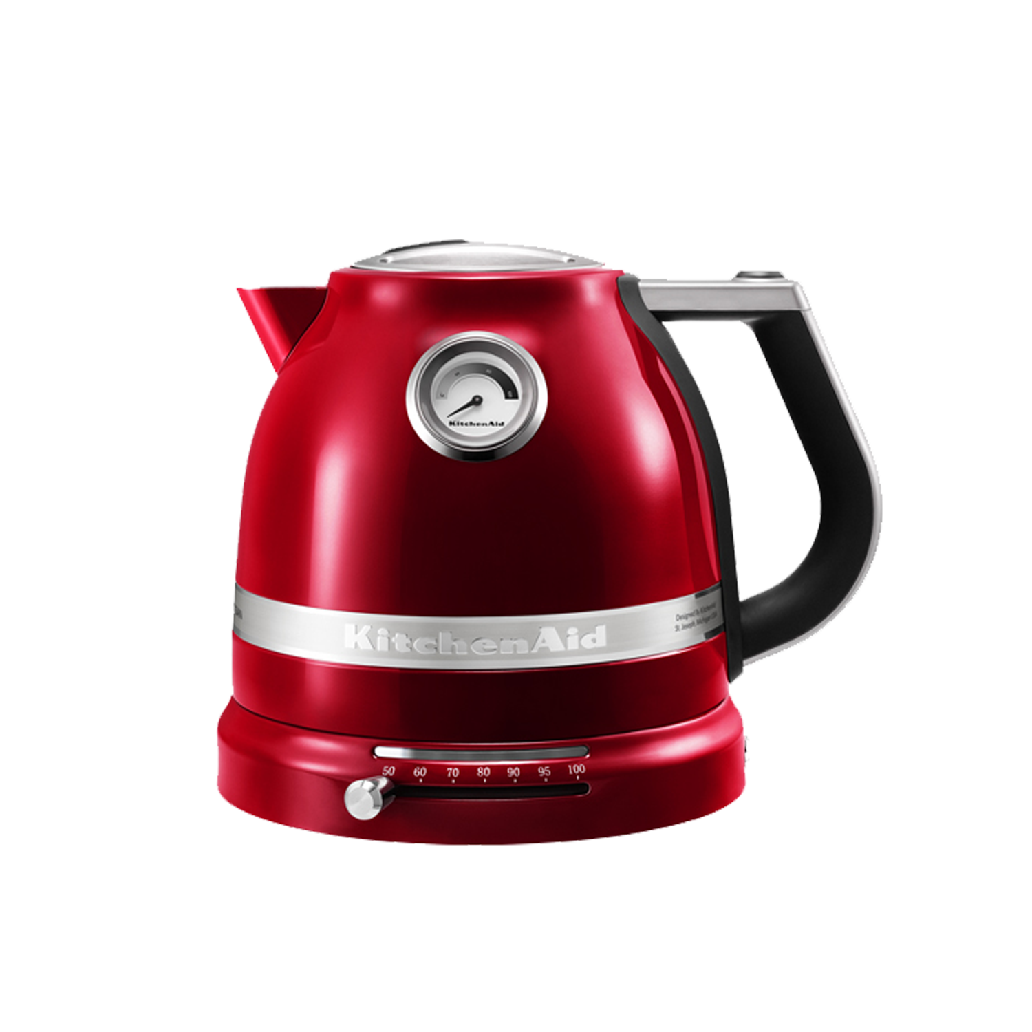 KitchenAid Wasserkocher Artisan 1,5 l, Empire Rot
