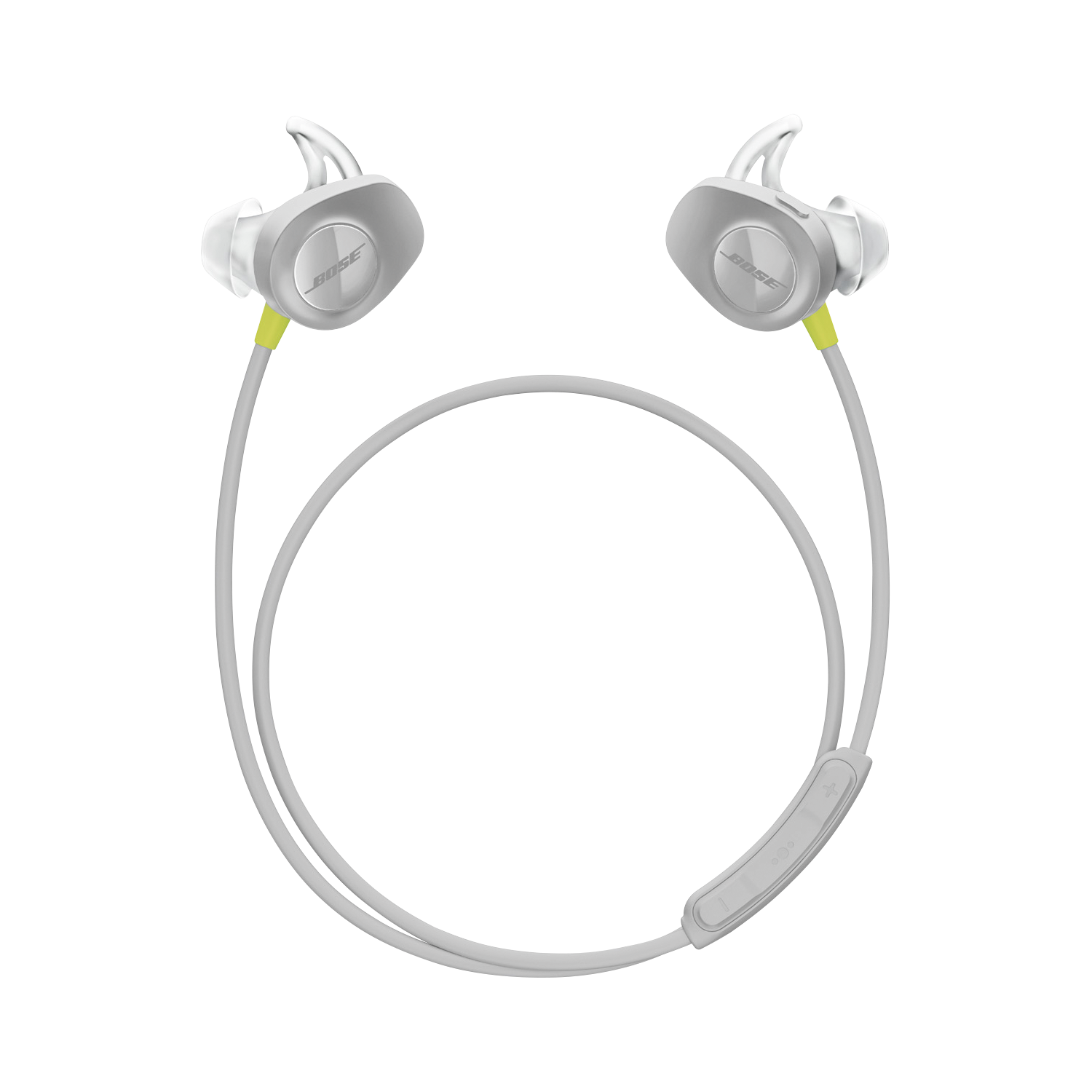 Bose® SoundSport® wireless headphones, Zitronengelb