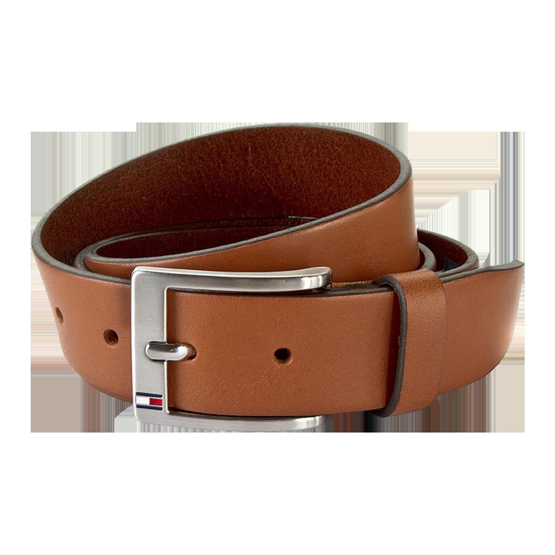 neuer Stil Genieße am niedrigsten Preis Kaufen Sie Authentic Tommy Hilfiger New Aly Men's Belt, Dark Tan - Lufthansa ...
