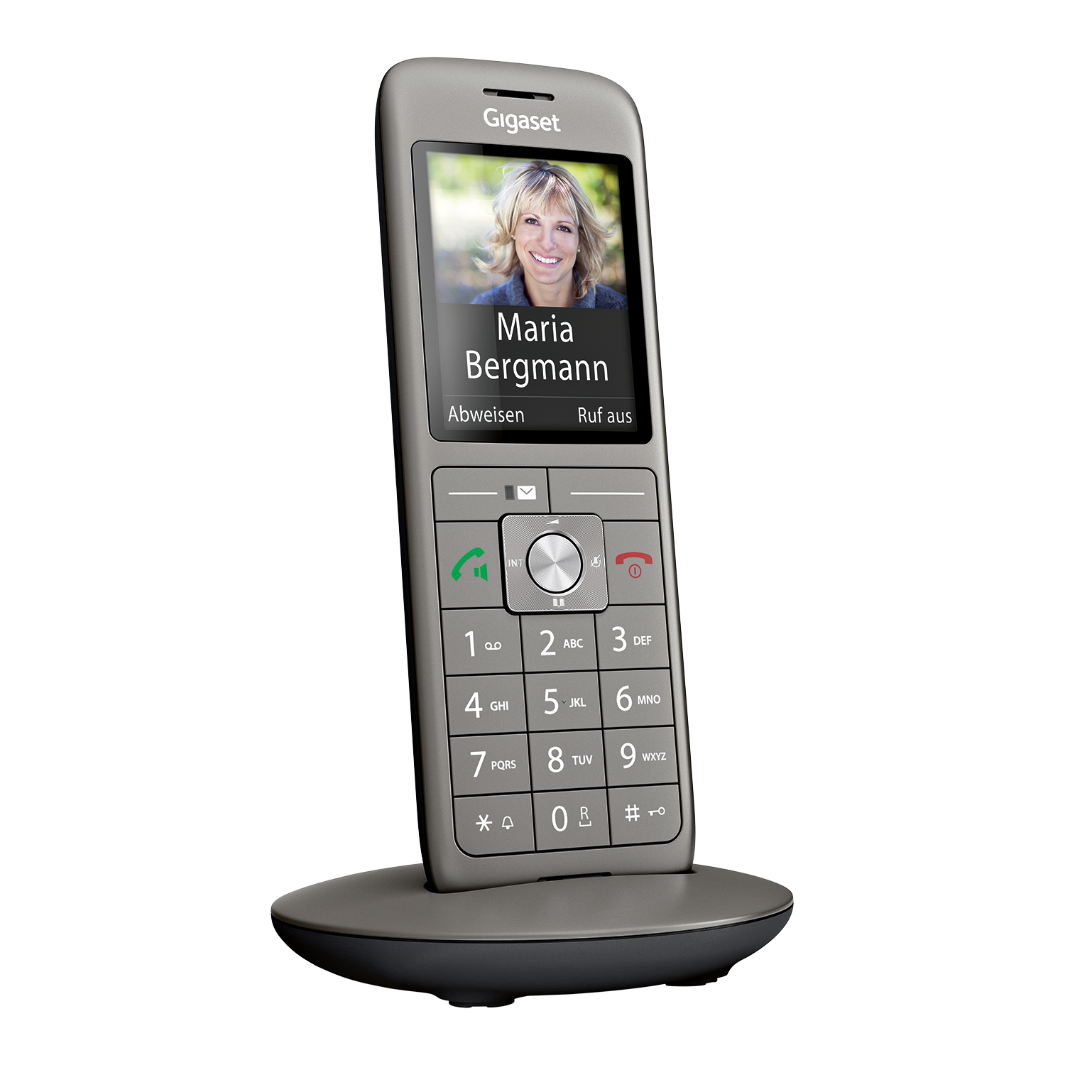 Gigaset CL660HX IP-Telefon, Anthrazit