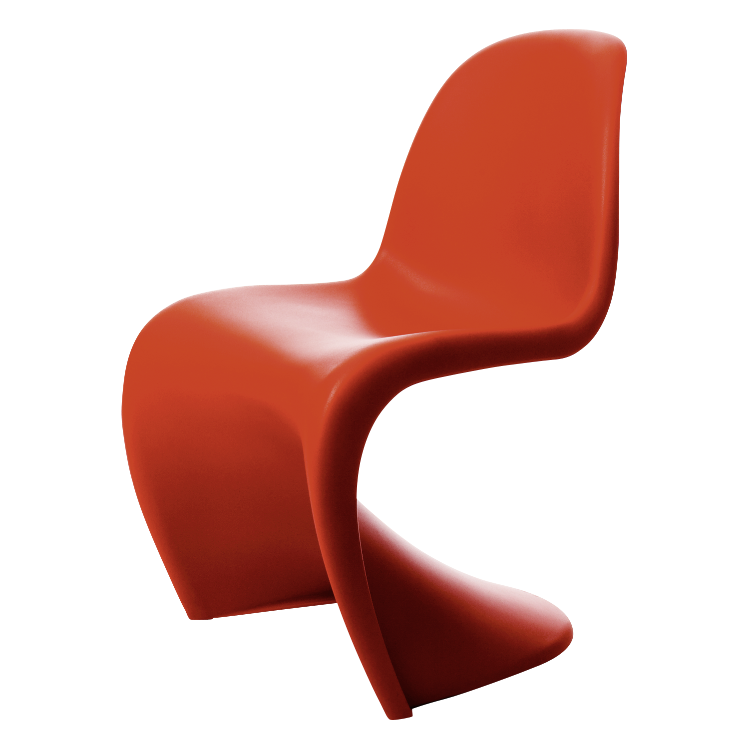 Vitra Panton Chair, Classic Red