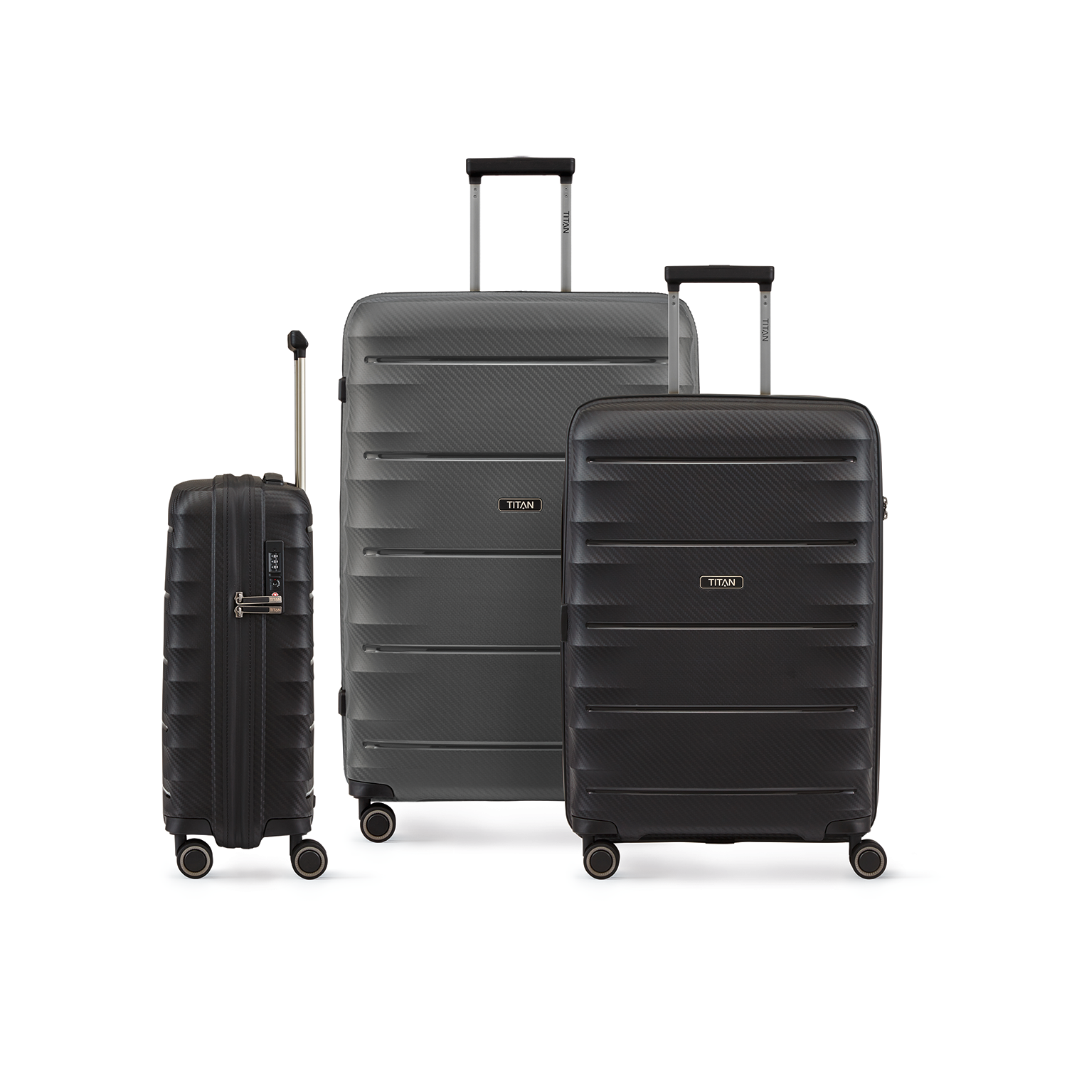 TITAN® HIGHLIGHT Trolley L, Anthracite