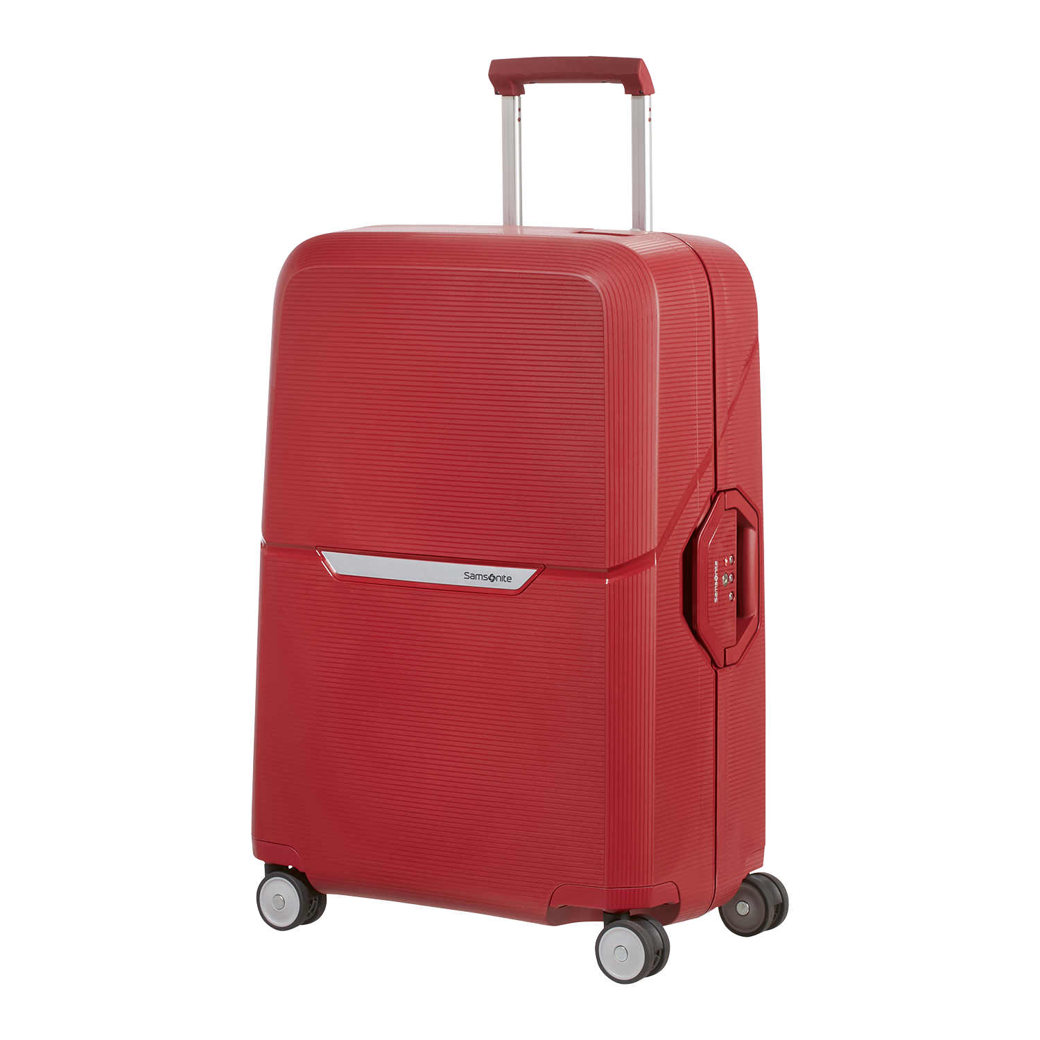 Samsonite Magnum™ Spinner 69 Trolley, Rust Red