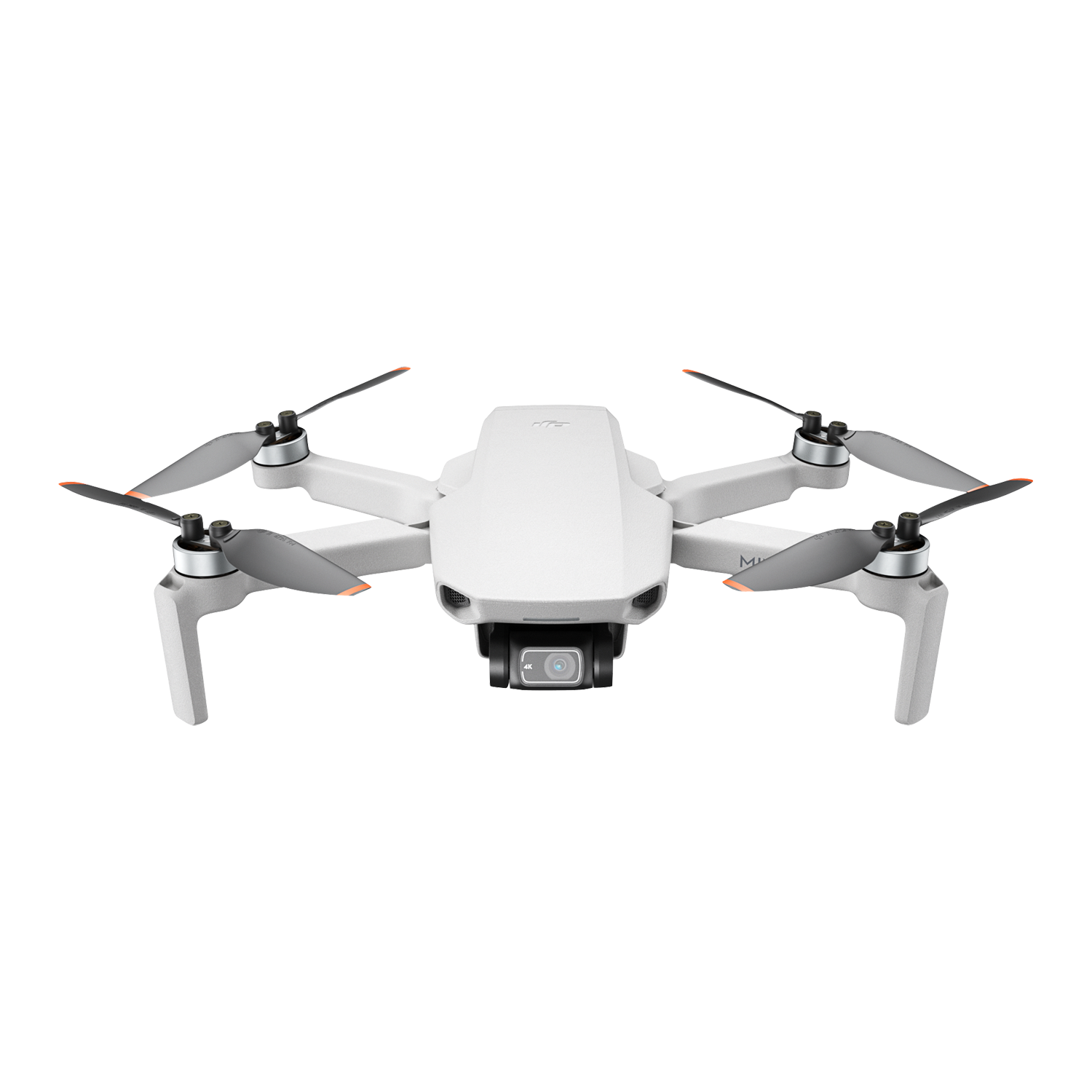 DJI Mini 2 Fly More Combo Drohne, Hellgrau