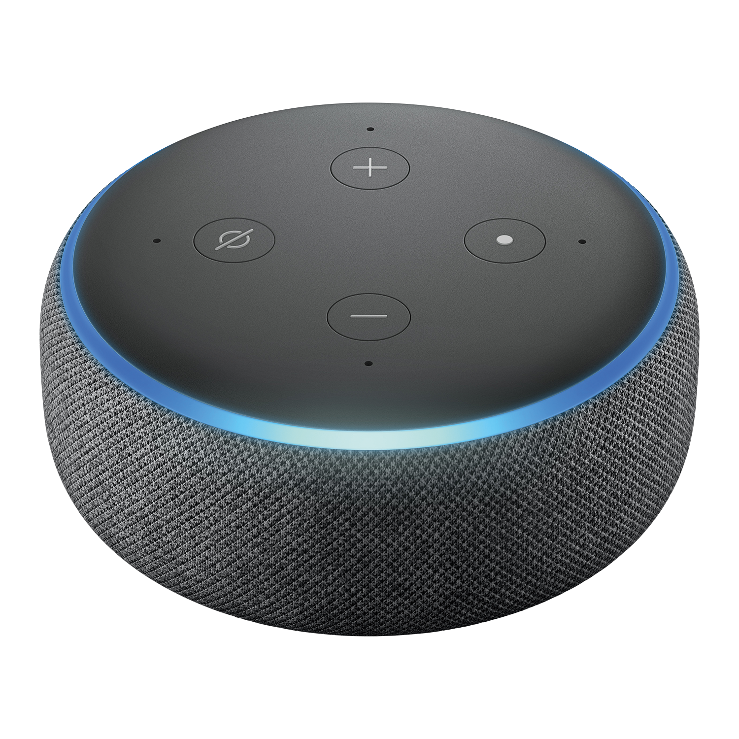 Amazon Echo Dot (3. Generation), Anthrazit