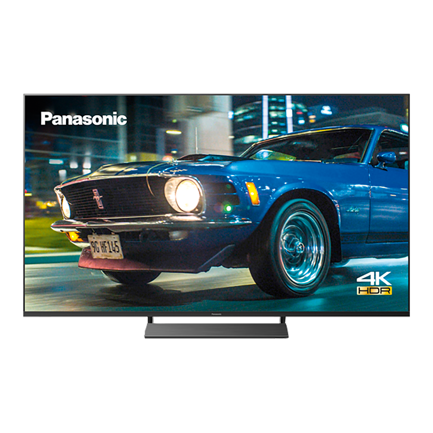 Panasonic TX-40HXW804 4K Ultra HD HDR LED Smart TV, 40″, Schwarz