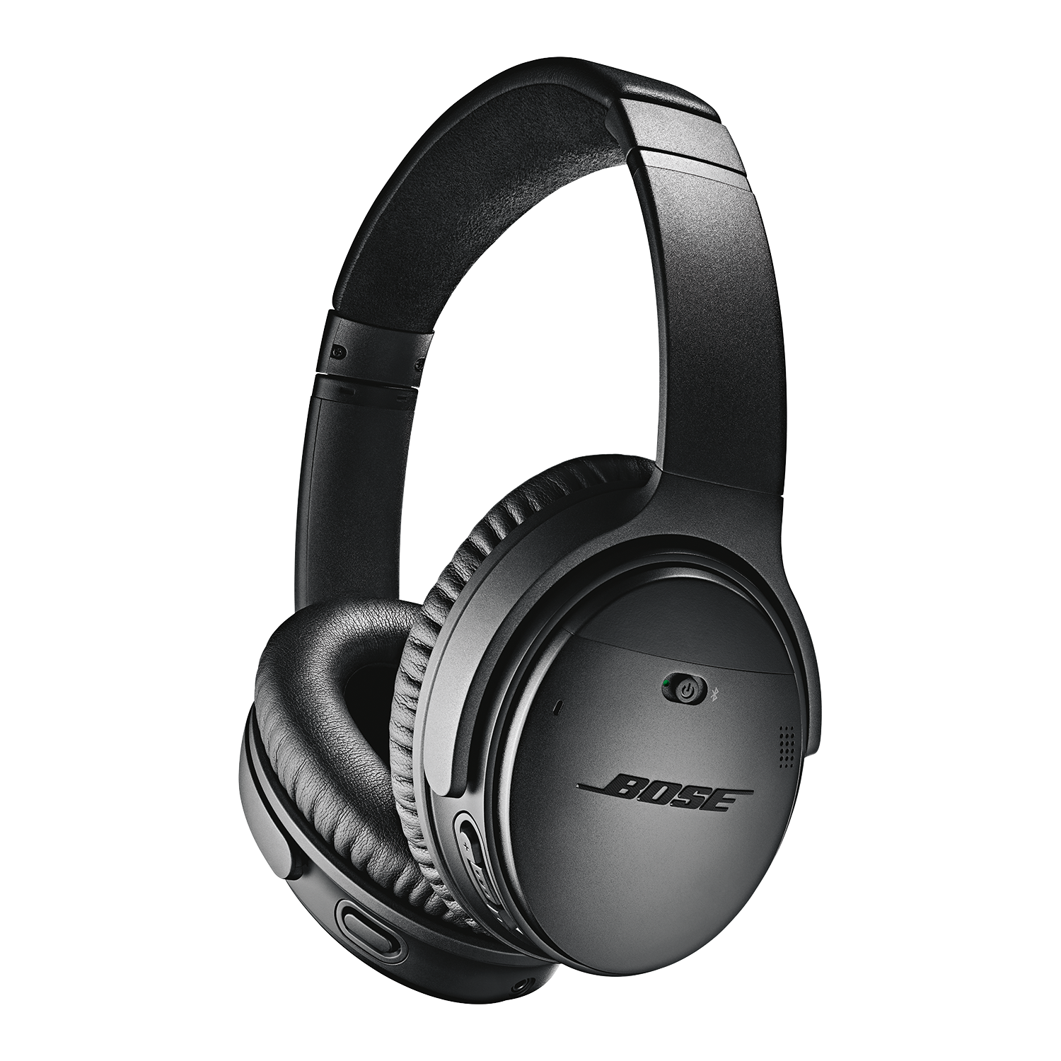 Bose® QuietComfort® 35 Wireless Headphones II, Schwarz