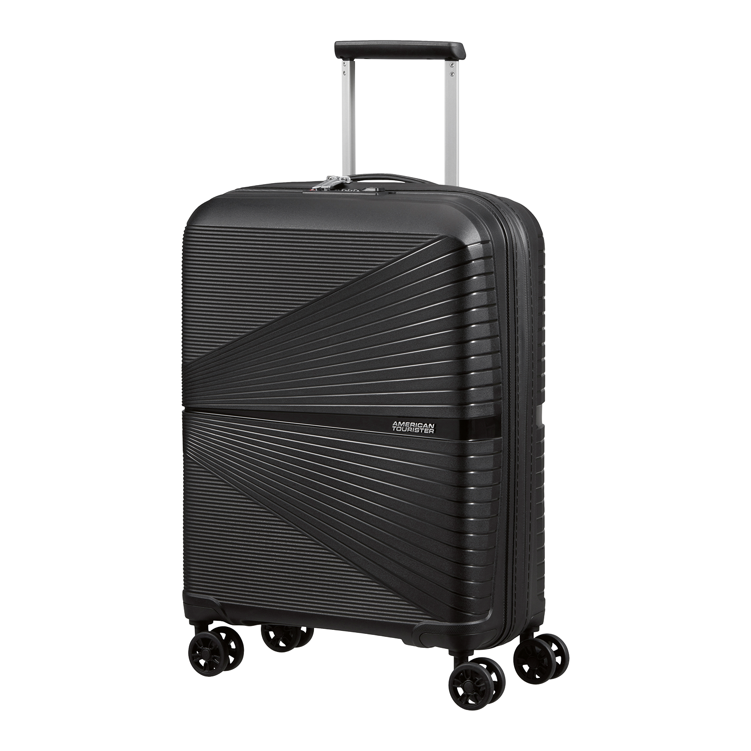 American Tourister Airconic Trolley 55, Onyx Black