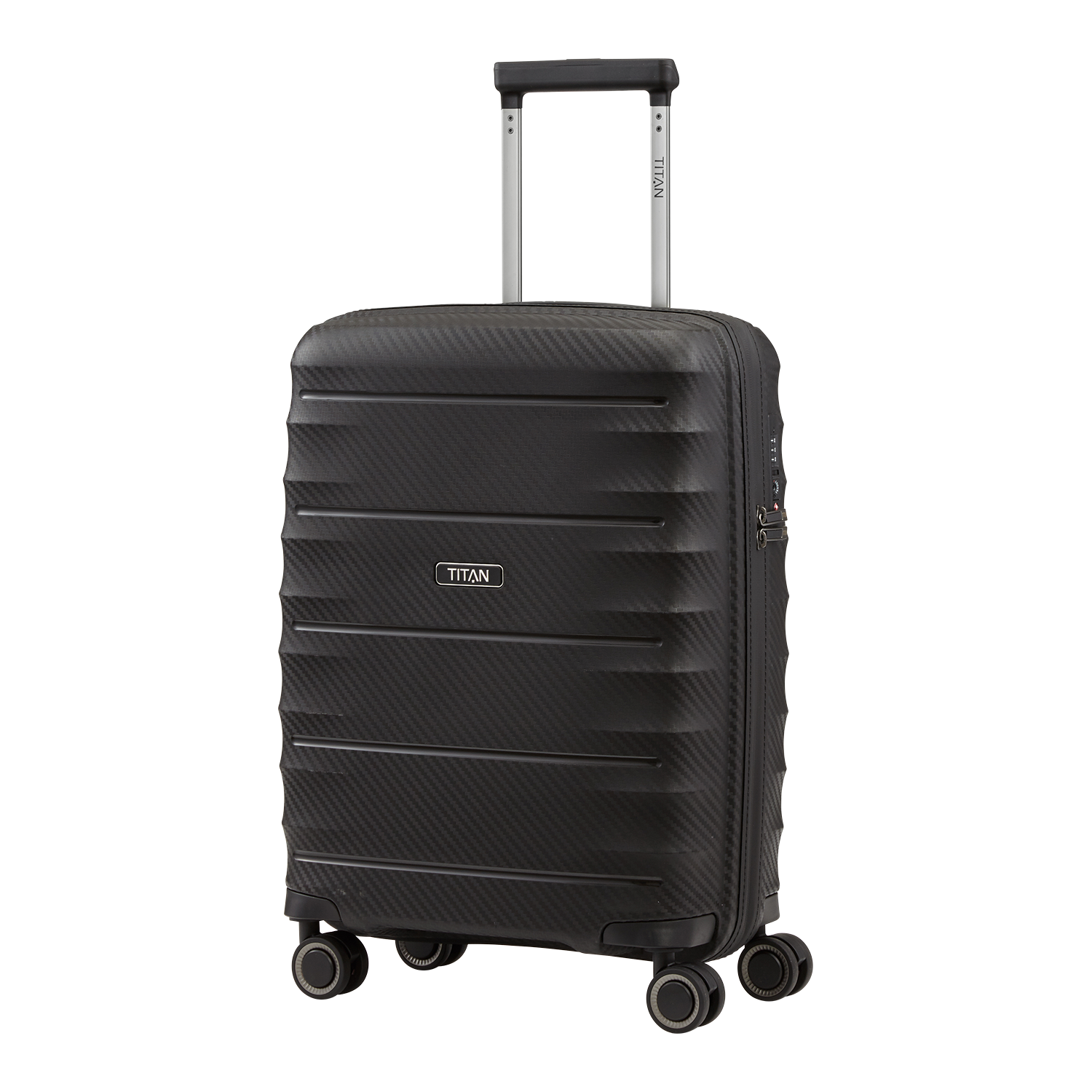 TITAN® HIGHLIGHT Trolley S, Black