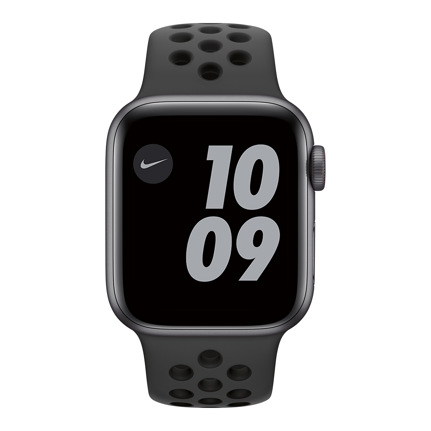 Apple Watch® Nike Series 6 GPS Smartwatch, 40mm, Space Gray / Anthracite