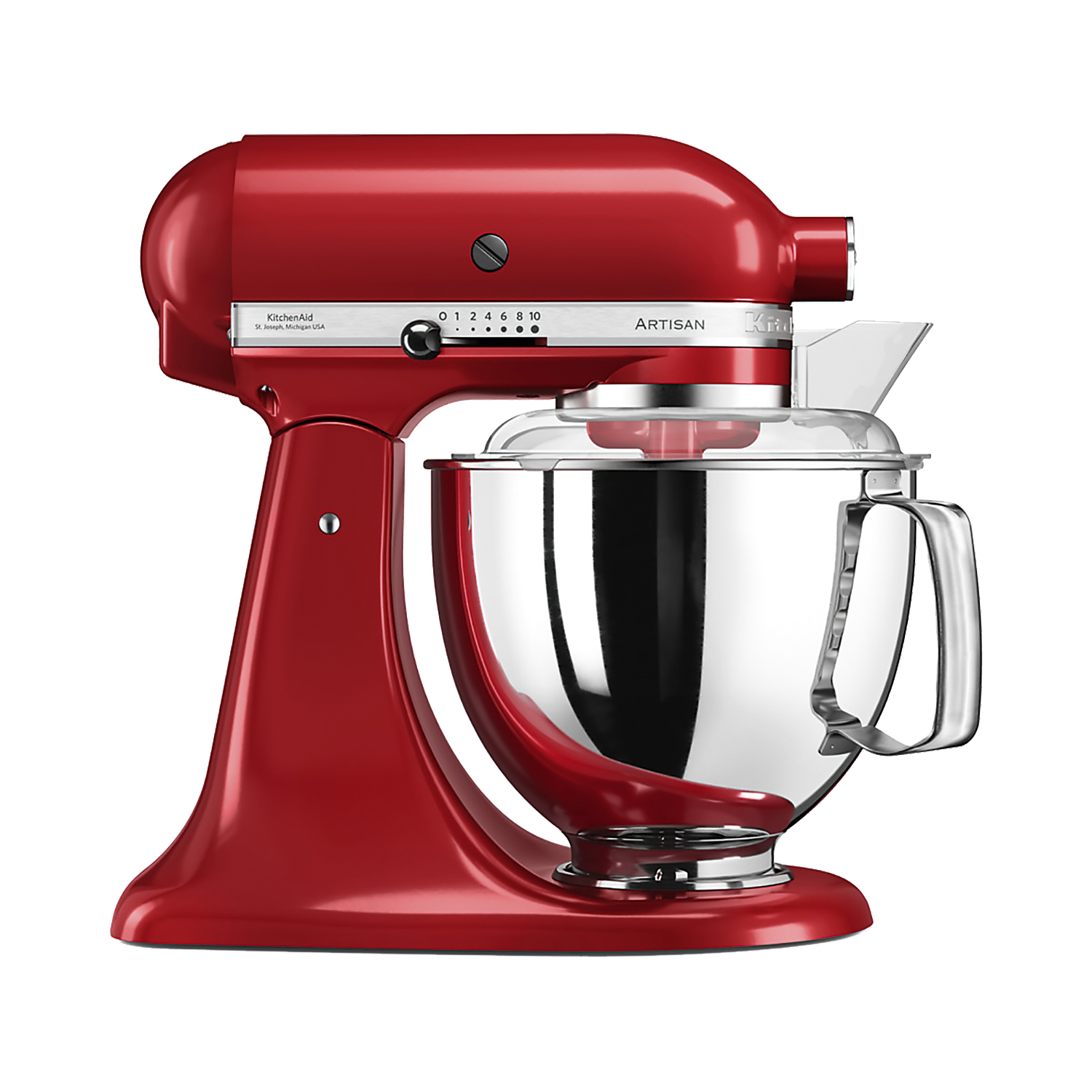 KitchenAid ARTISAN Küchenmaschine, 4,8l, Empire Red