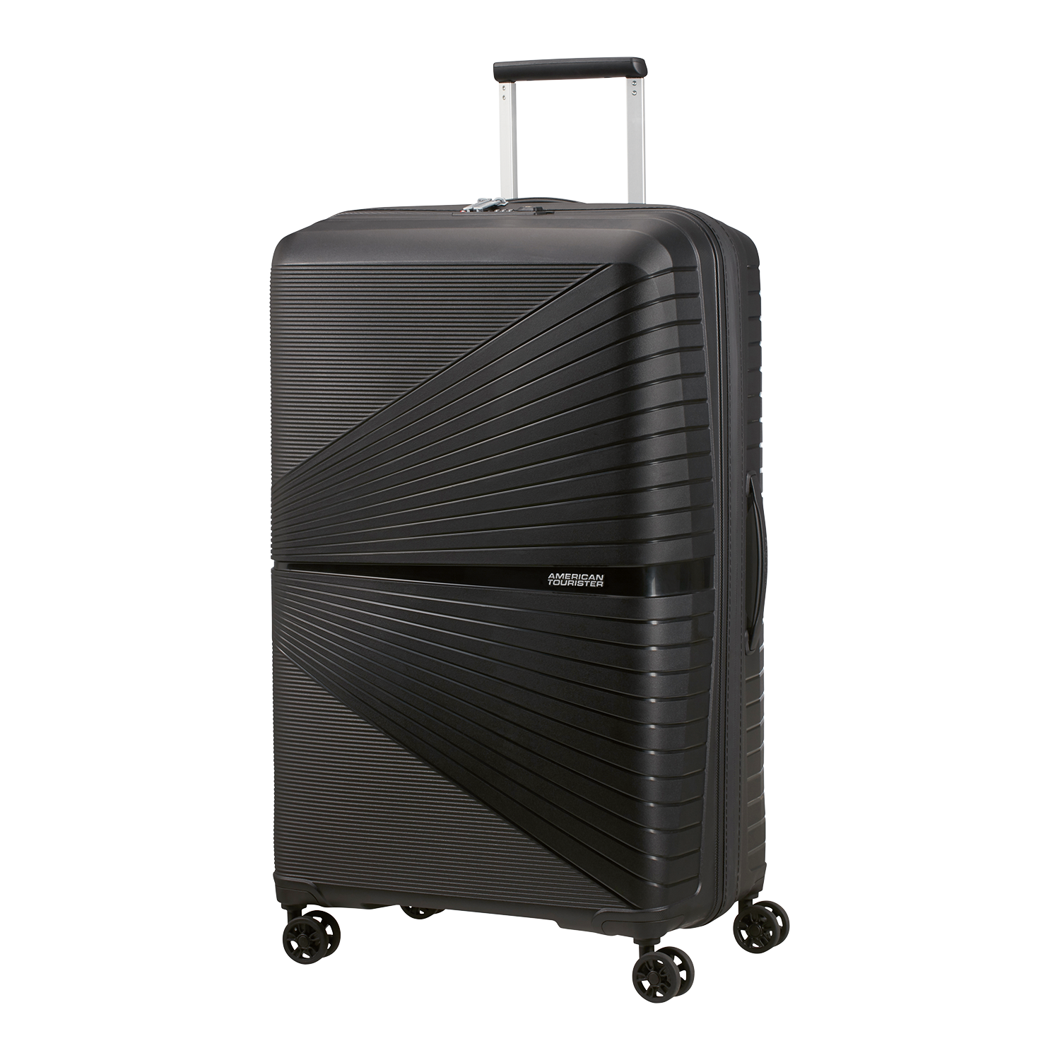 American Tourister Airconic Trolley 77, Onyx Black