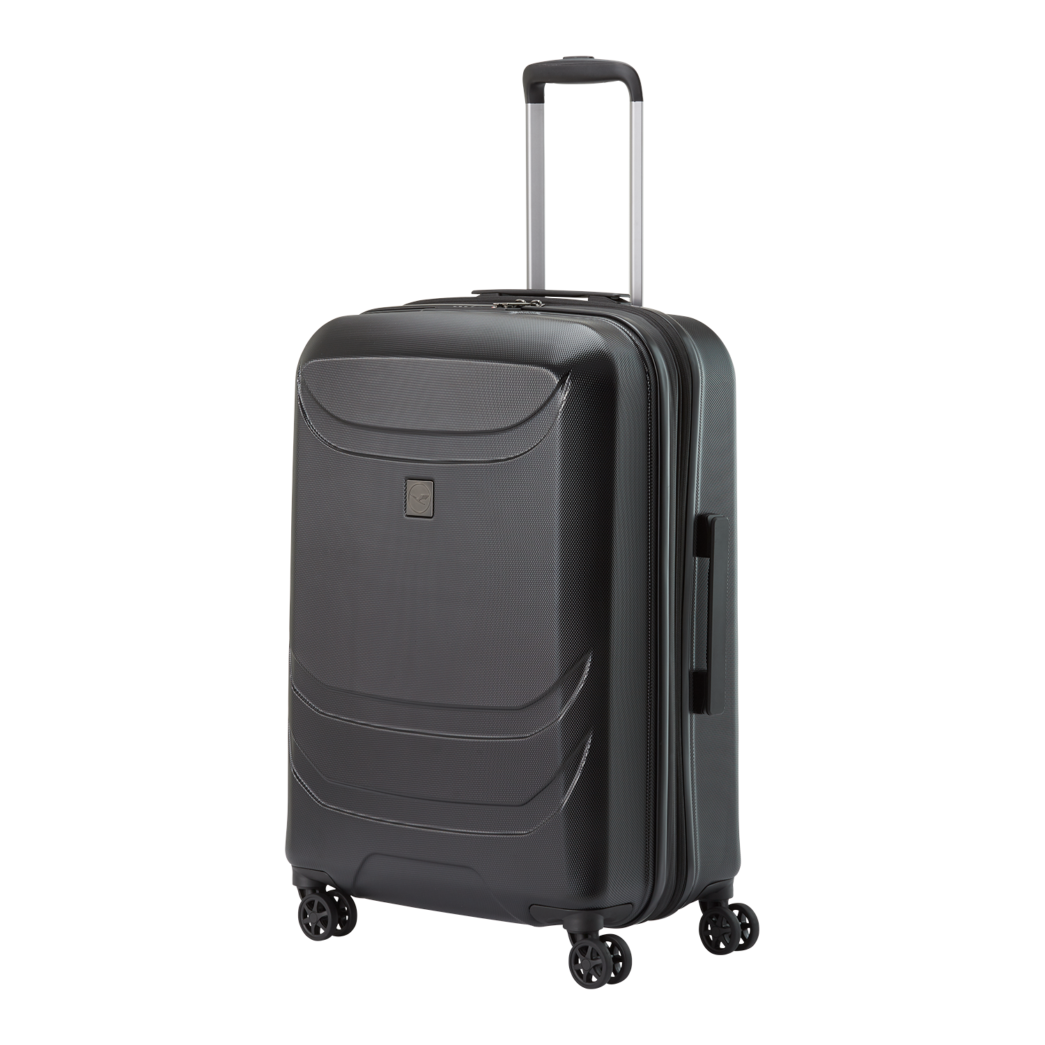 Lufthansa Runway Collection 3.0 Trolley L (erweiterbar), Anthrazit