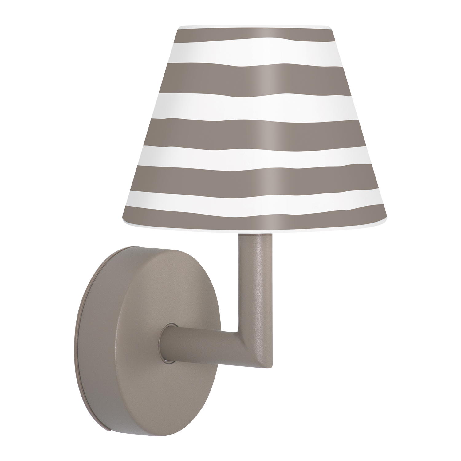 fatboy® Add the Wally Wandlampe, Taupe