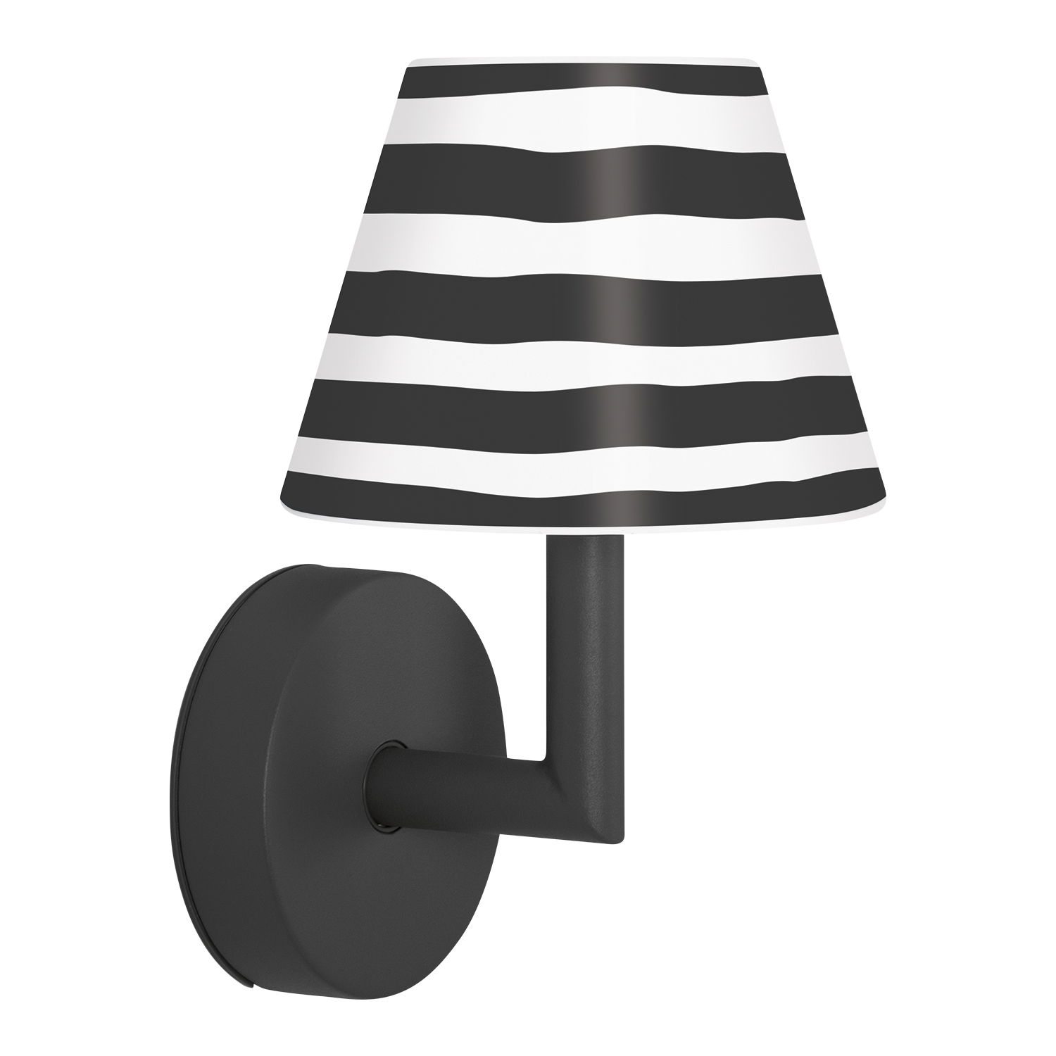 fatboy® Add the Wally Wandlampe, Anthracite