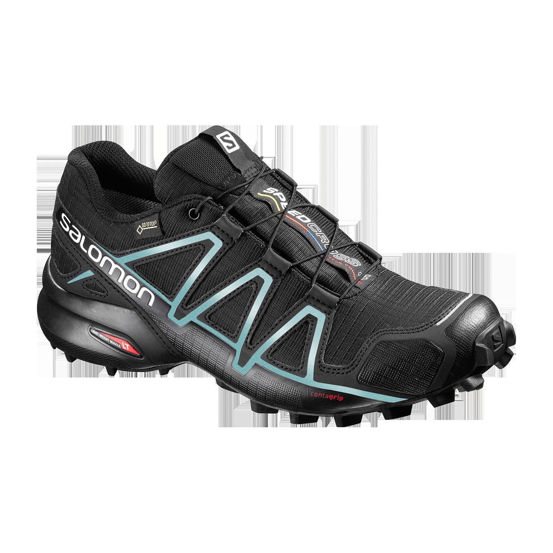 Salomon Speedcross 4 GTX® W Women's Running Shoes, Black