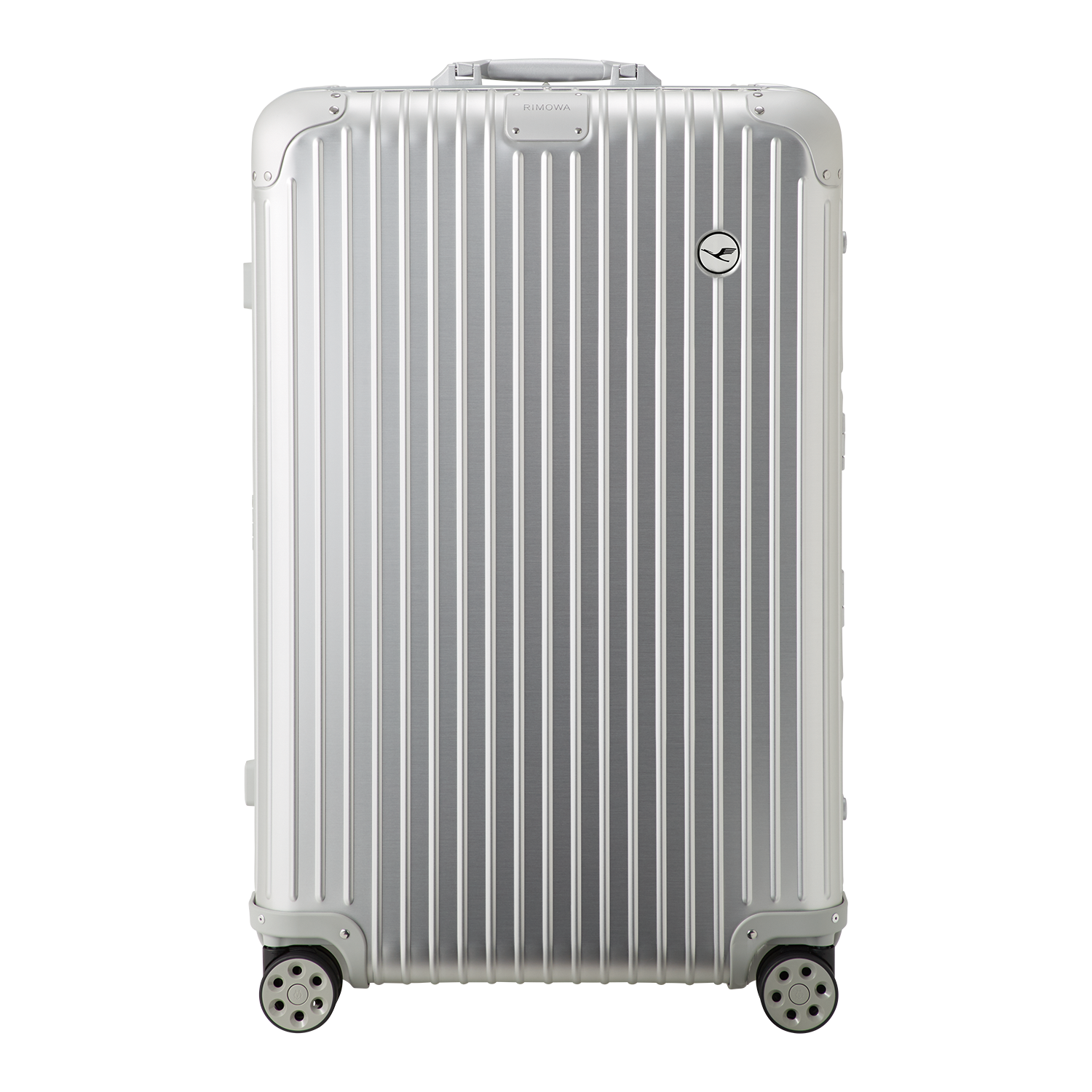 RIMOWA Original Lufthansa Edition Check-In L, Silber