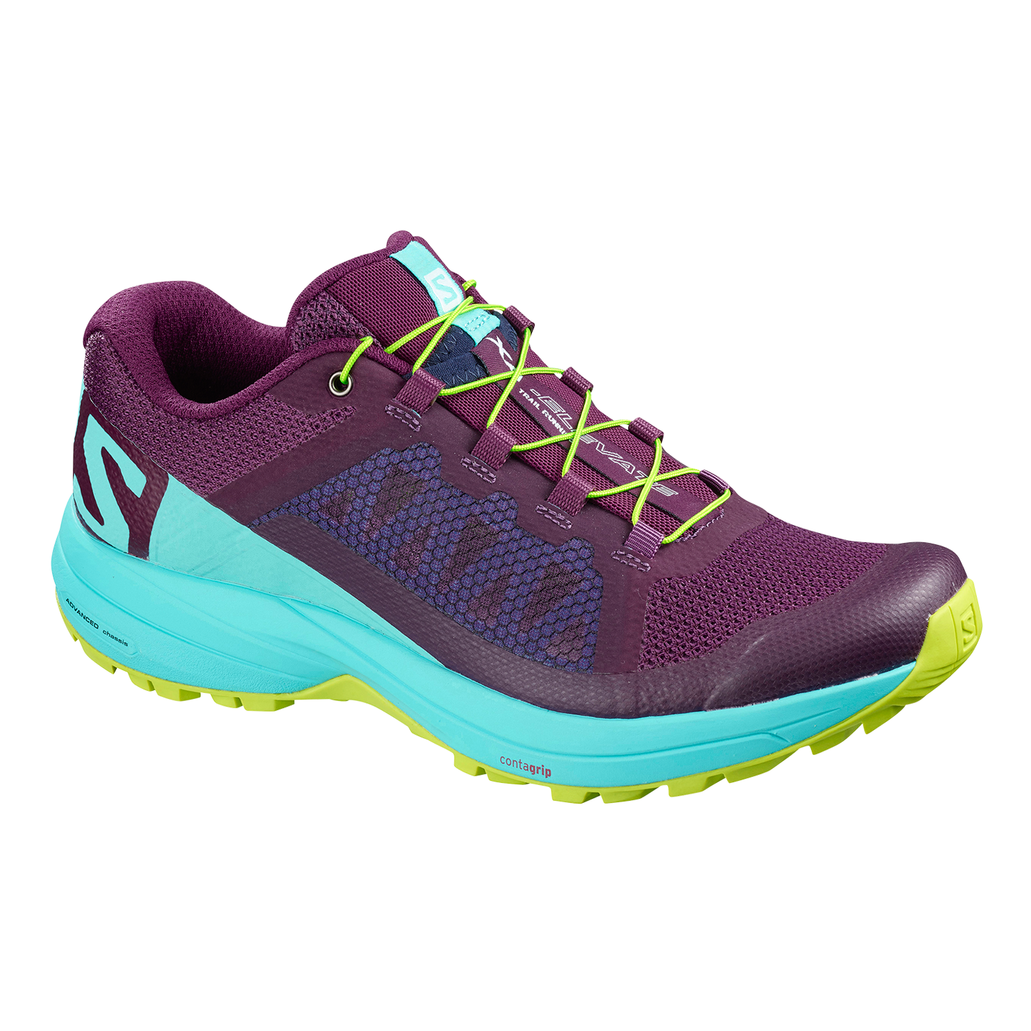 the latest 48d0e 53a0a Salomon XA ELEVATE GTX® W Women's Outdoor Shoe, Violet ...