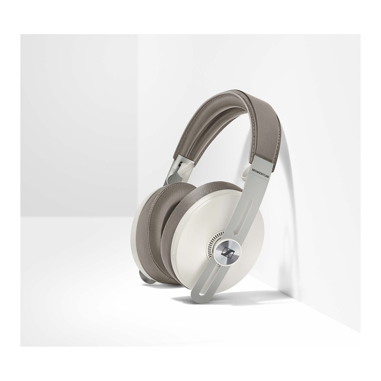 Sennheiser MOMENTUM 3 XL Wireless Over-Ear-Kopfhörer, Sandy White