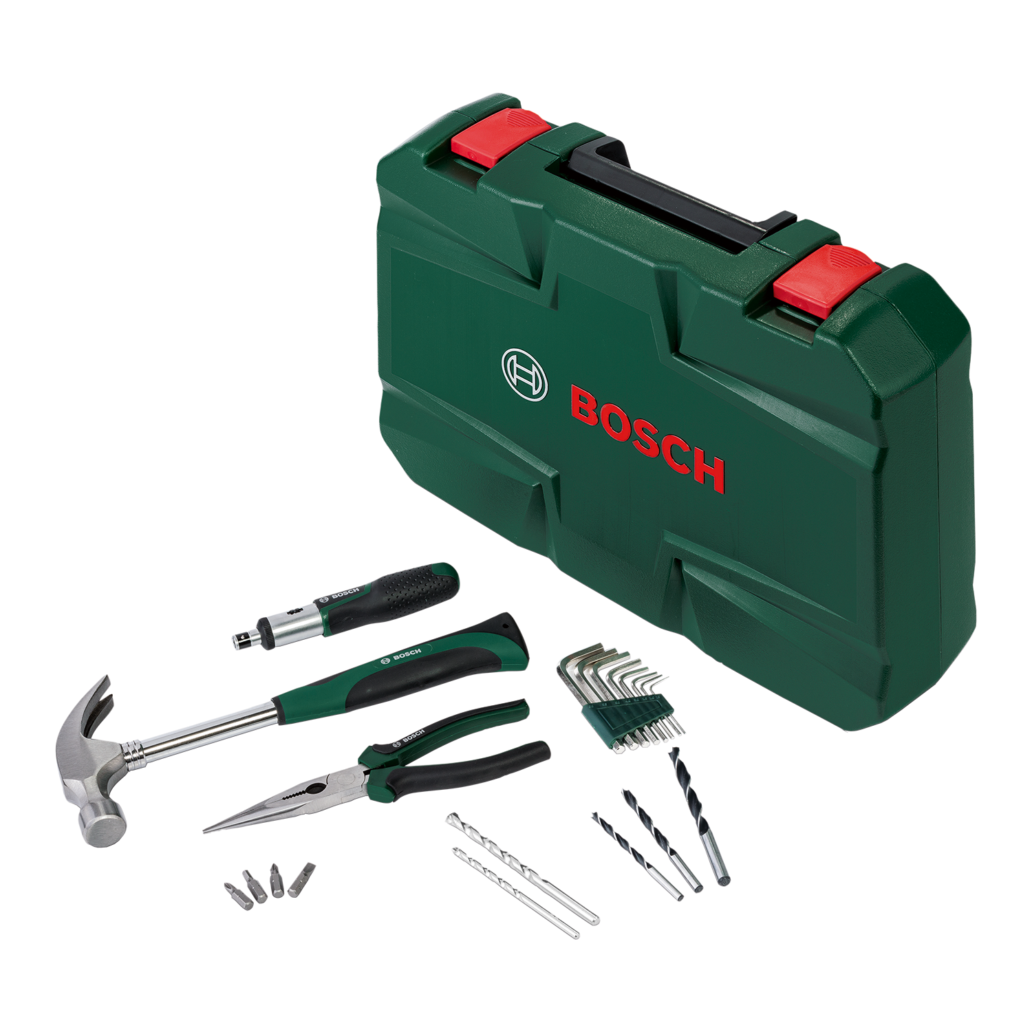 Bosch Promoline All in One Kit Werkzeugkoffer